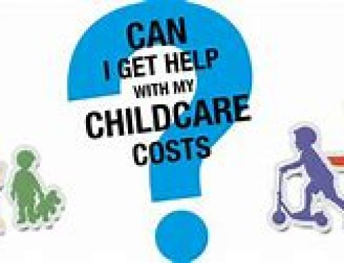 Help with Childcare Fees – Information for Parents/Carers